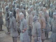 clay soldiers