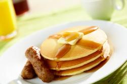 sausage-and-pancakes